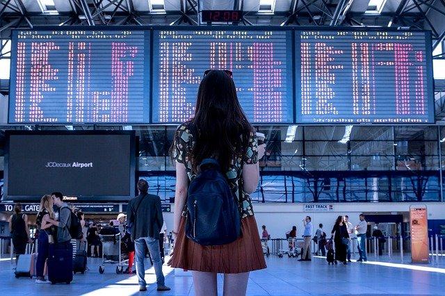 Resandet utomlands ökar